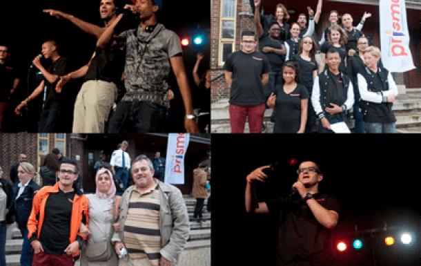 Rapclip 'Verbeat het pesten' groot succes