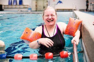 Begeleider Recreatief Zwemmen Ago Diemen Stichting Prisma