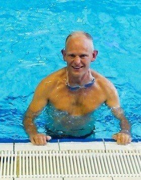 Zwem begeleiders Marnix