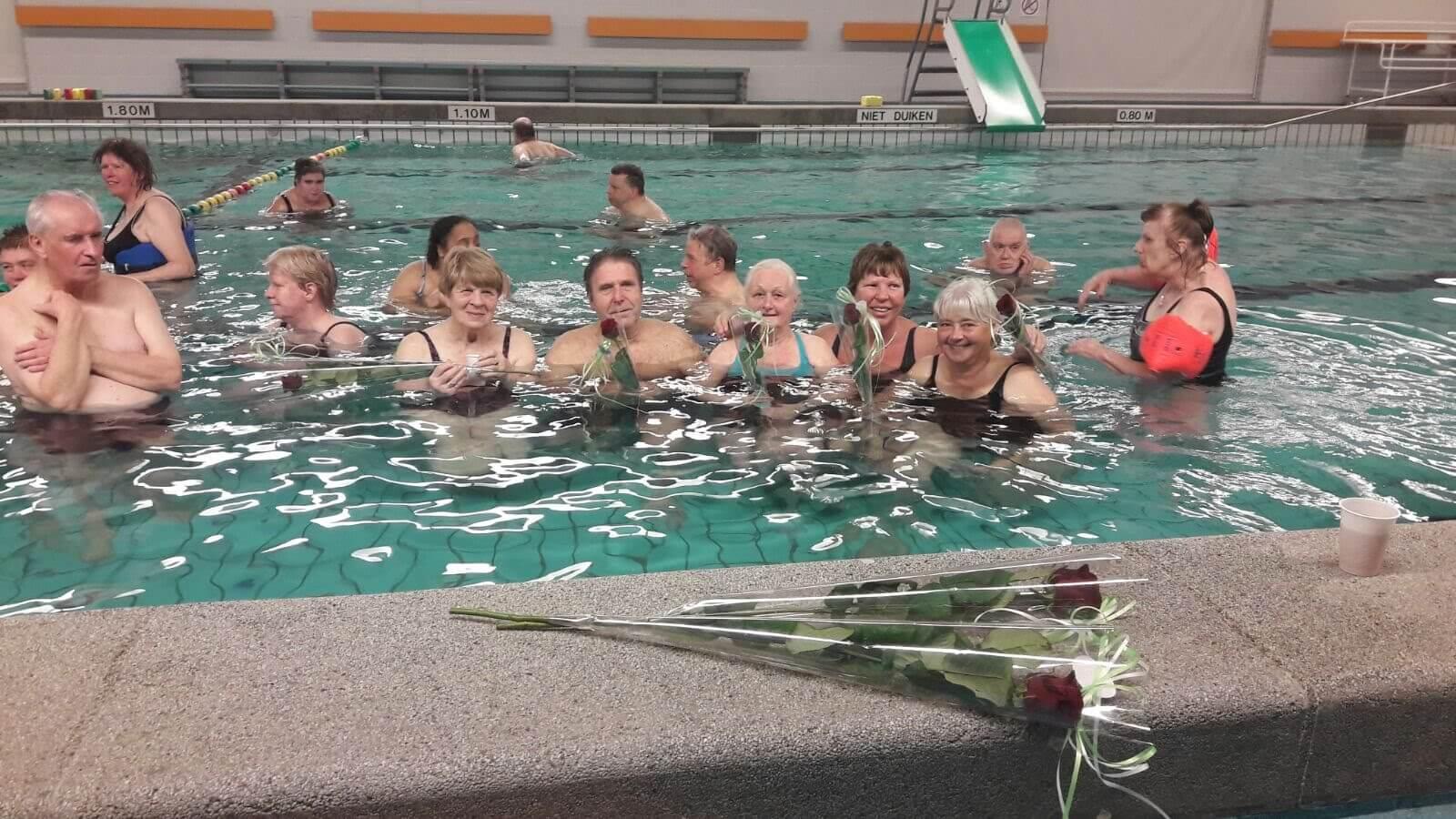 Zwem begeleider AGO Diemen