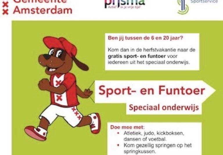 Sport- en Funtoer in Nieuw-West