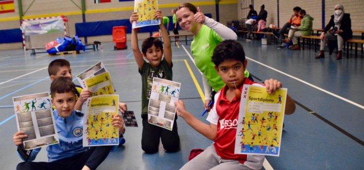 Geslaagde Sport- en Funtoer in Nieuw-West