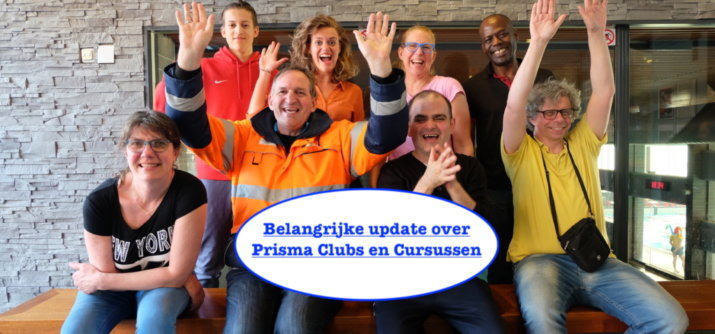 Informatie over Prisma Clubs en Cursussen