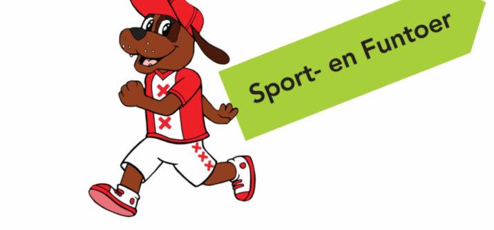 De Sport en Funtoer op 24 februari. Doe mee!