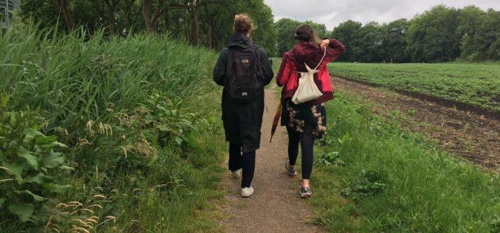 Prisma zoekt wandelmaatjes in Amsterdam!