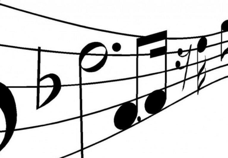 Zingende begeleider Prisma-Koor