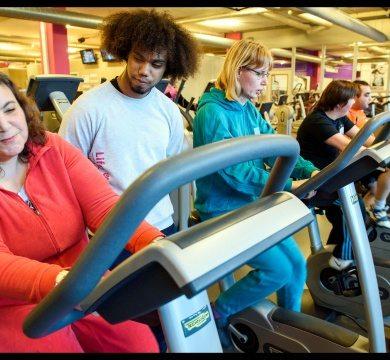 Fitness Life & Kicking