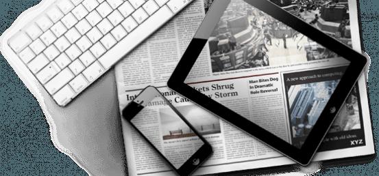Vakbladen en landelijke media over 'Praat met mij'- gereedschapskist